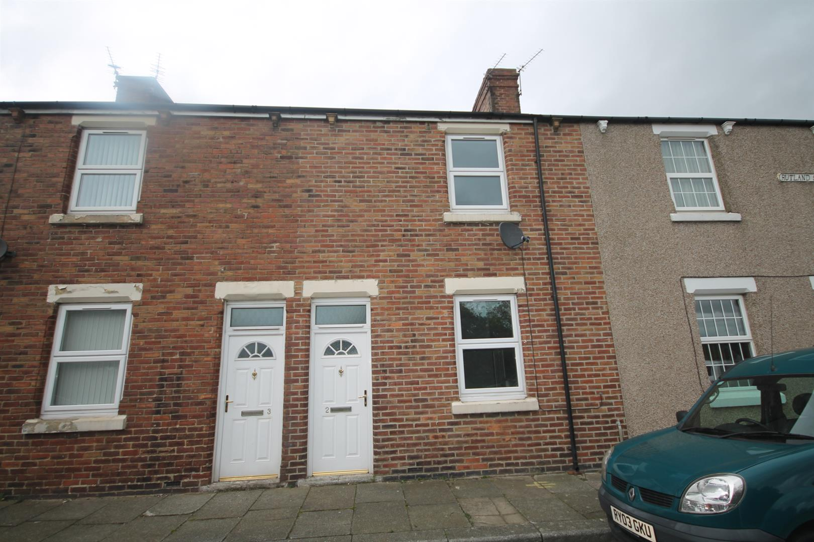 3 Bedrooms Terraced House for sale in Rutland Street, Leeholme, Bishop Auckland